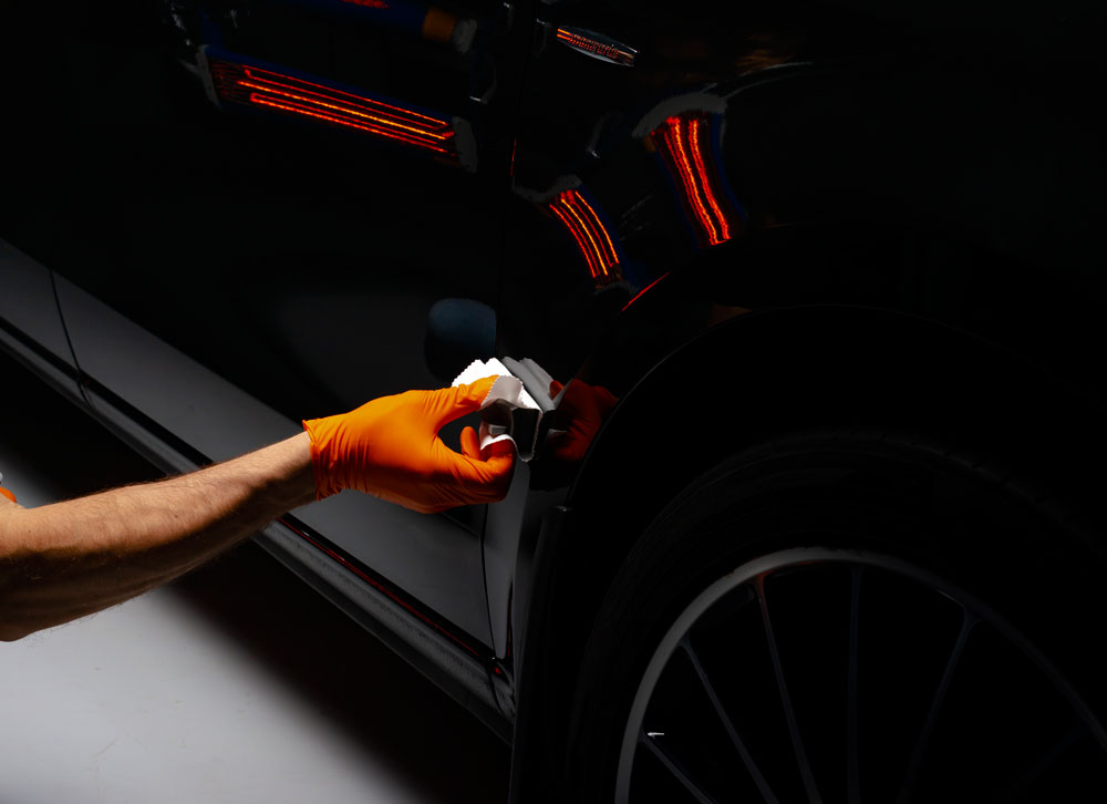 Car paint Polishing