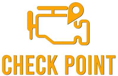 checkpoint car garage logo 400